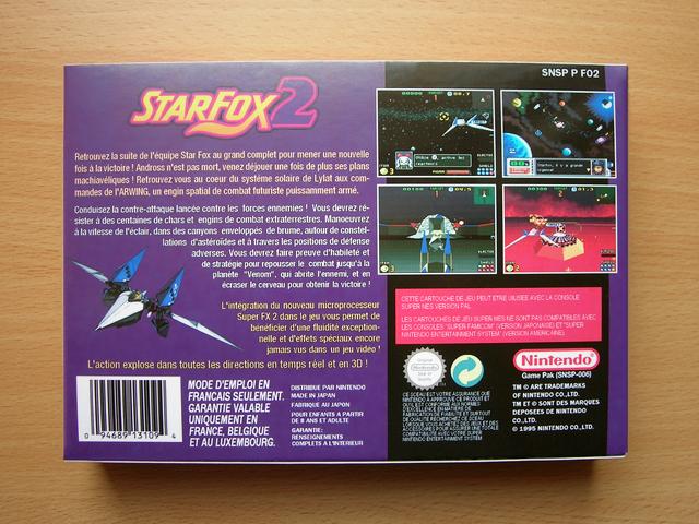 La collect de koga - Page 7 StarFox_2_(v2)_Boite_3