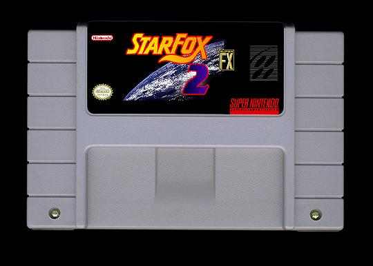 La collect de koga StarFox_2_US